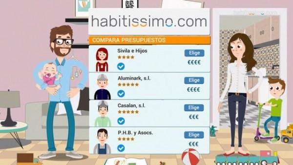 Spot Habitíssimo.com